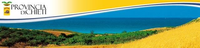 Provincia di Chieti - Testata per la stampa