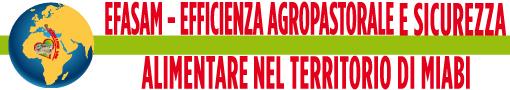 Efasam - Efficienza Agropastorla e sicurezza alimentare nel territorio di Miabi - logo