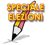 Immagine di una penna che traccia un simbolo per le elezioni